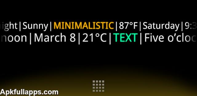 Minimalistic Text (donate) v3.0.6