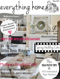Everything Home Magazine May Issue is LIVE!
