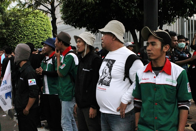 garda depan serikat pekerja linfox indonesia