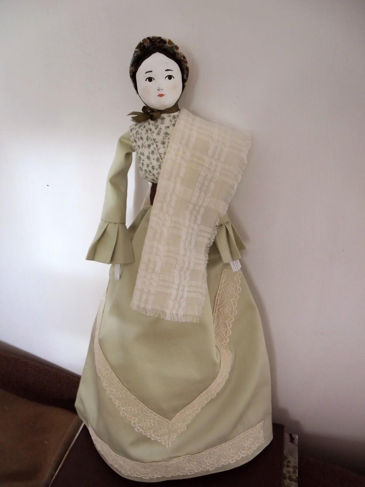 кукла-талия семинар с Марией Дмитриевой