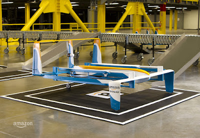 real amazon prime air drone, real, amazon, prime, drone,