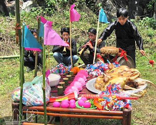 Roong Pooc Festival of the Giay Ethnic Group
