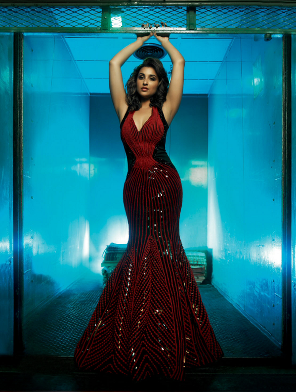 Gorgeous Parineeti Chopra from her latest photoshoot!