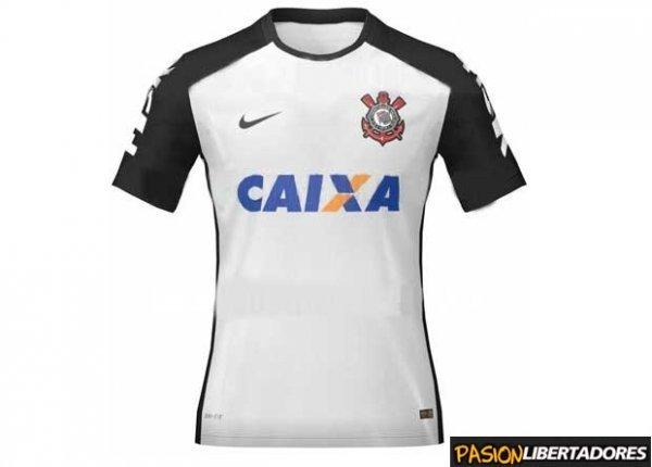 Modelo nova camiseta Corinthians 2015