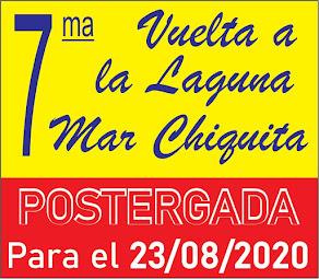 7ª VUELTA A LA LAGUNA MAR CHIQUITA