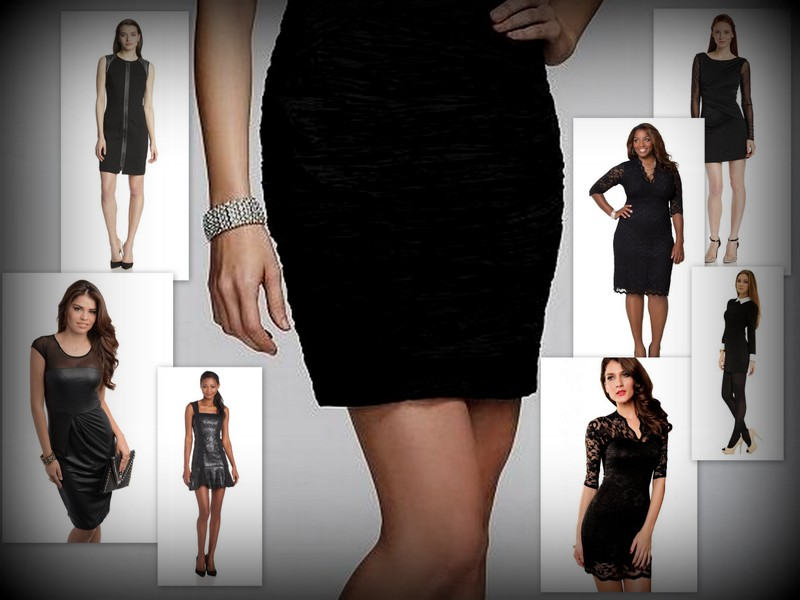 Asestilo Store The Little Black Dress Simple Concept Strong Presence