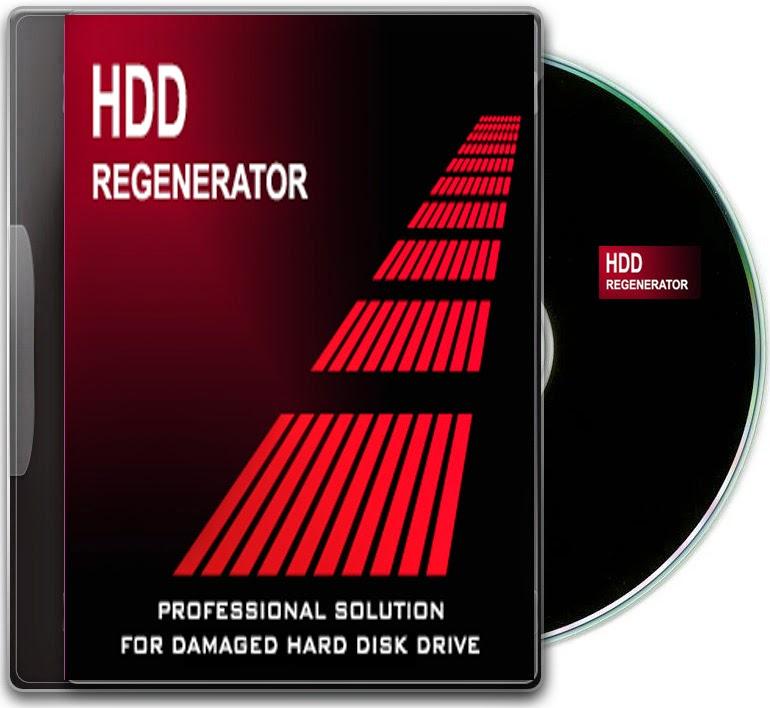 serial o crack para hdd regenerator 2011