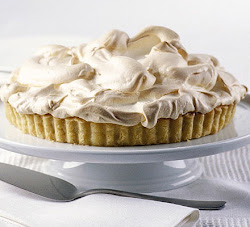 LIUSCIOUS  LEMON MERINGUE PIE