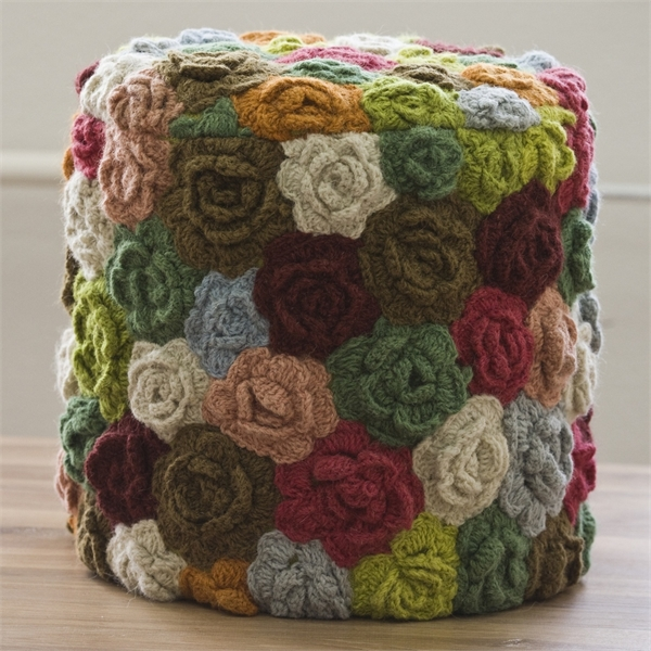 Imagenes de cojines tejidos a crochet - Imagui