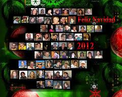 Postal Navideña  2012