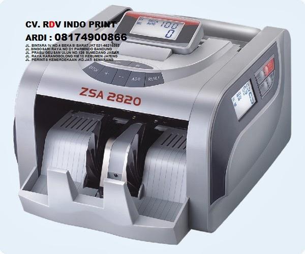HITUNG UANG ZSA 2820