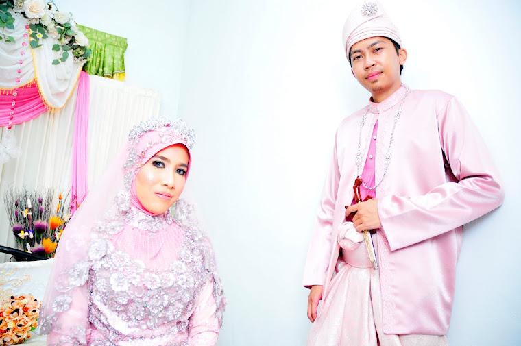 Shahrudin&Nabila 1