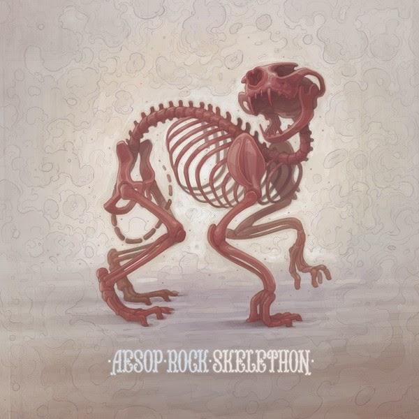 Aesop Rock - Skelethon [2012]