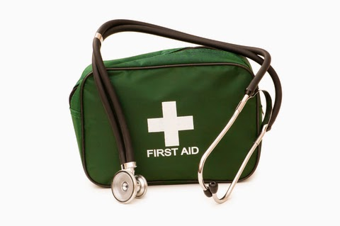 Business first aid