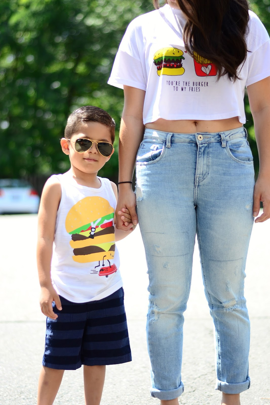 Mommy And Me Shirts Boy