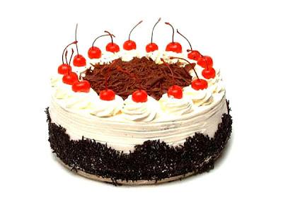 Friendship Cake Decorations