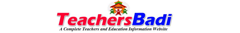 TeachersBadi DEECET 2015 PRC 2015 Transfers