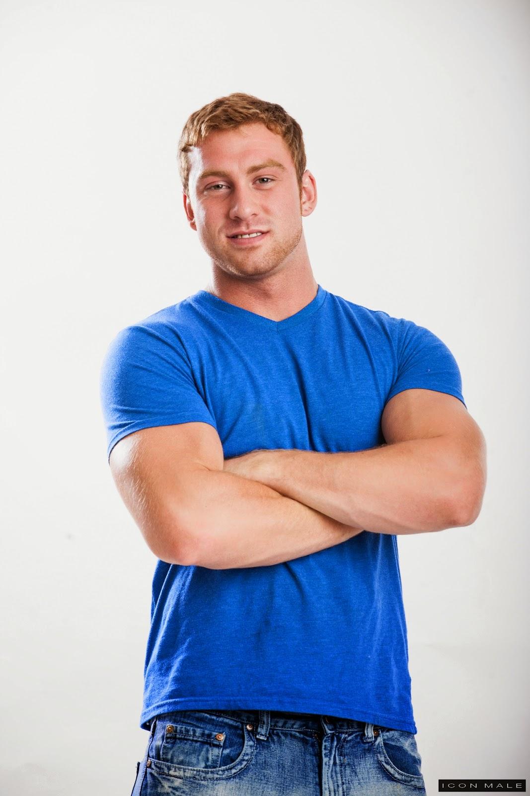 Sexy handsome american gay men with big 6