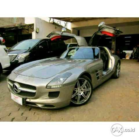 jual mobil Mercedes-benz Sls 63