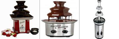pomysł na prezent, co pod choinkę, AGD, nic na powaznie, czekoladowa fontanna