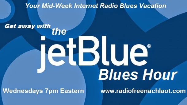 The JetBlue Blues Hour on Radio Free Nachlaot!