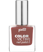 p2 Neuprodukte August 2015 - color victim nail polish 331 - www.annitschkasblog.de
