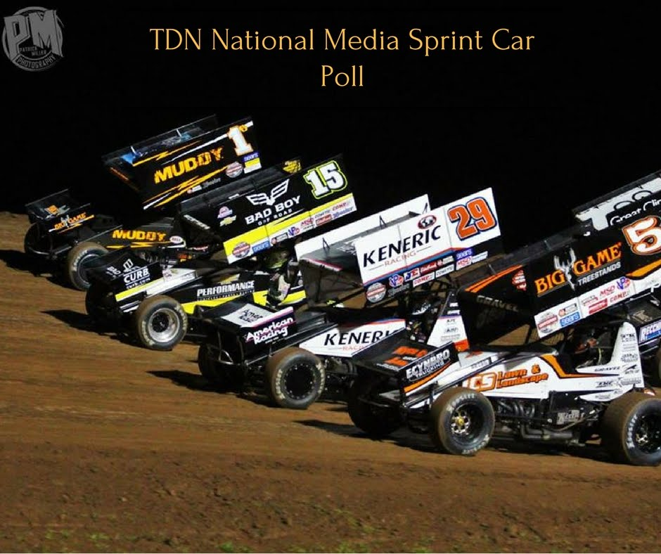 Our National Media Sprint Car Poll