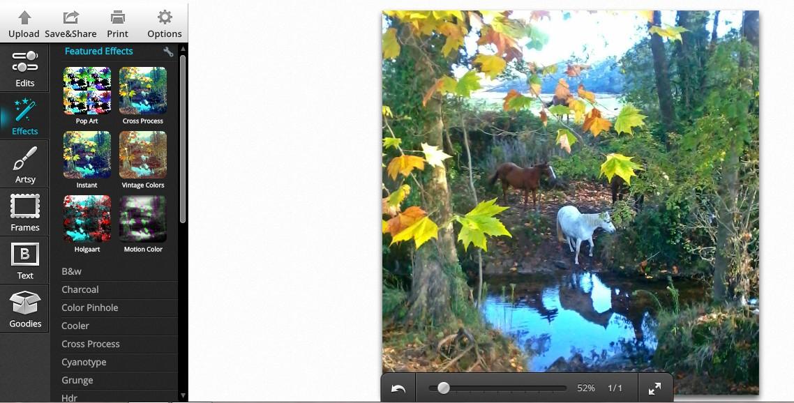 befunky editar imagenes efectos