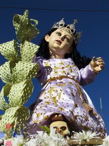 Domingo de Pentecostés - Retorno a la Clausura - Niño de la Resurrección - Monasterio Santa Rosa