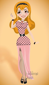 Bonequinha Pin Up
