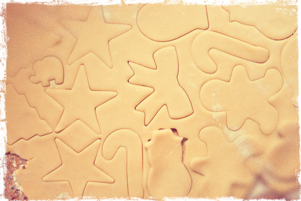 Cut-Out Sugar Cookies with Vanilla Buttercream + An Annoucement.