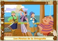 Los Piratas de la Ortografa