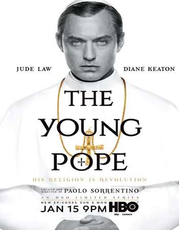 Poster Of The Young Pope 2016 Watch Online Free Download