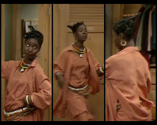 Cosby Show Huxtable fashion blog 80s sitcom Phyllis Yvonne Stickney Denise roommate Hillman