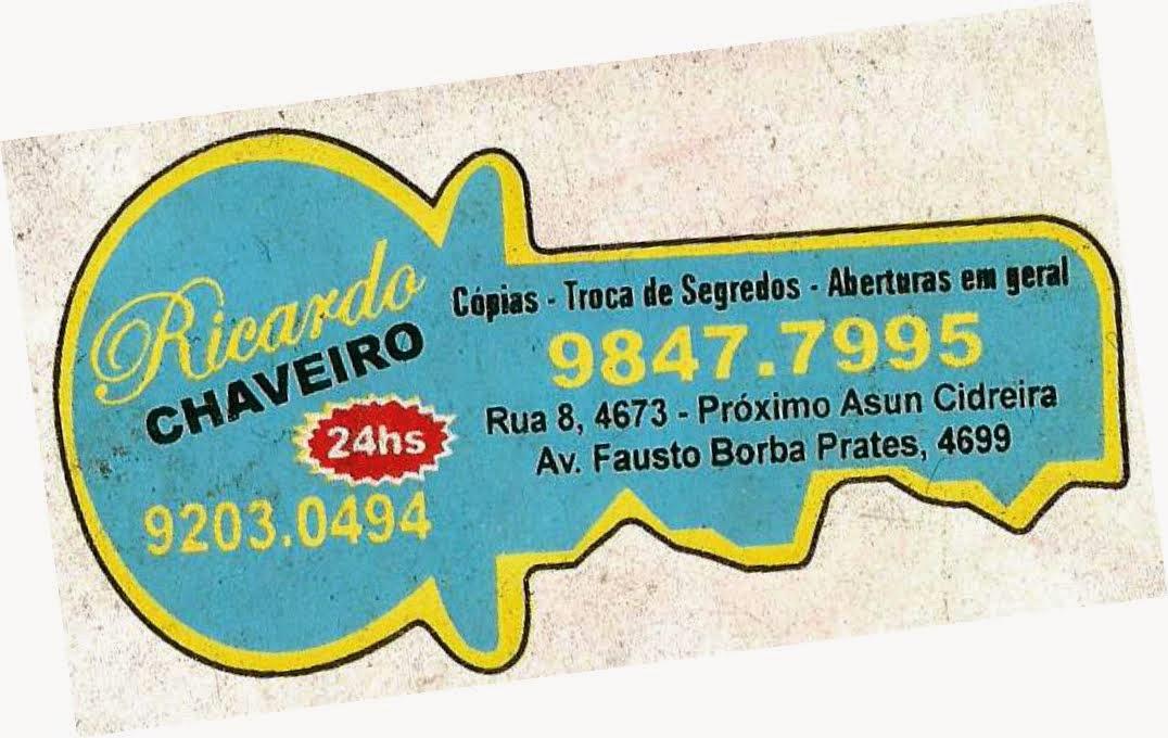 RICARDO CHAVEIRO