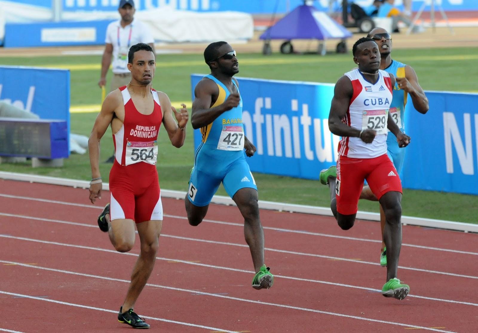 historia del atletismo en la republica dominicana:
