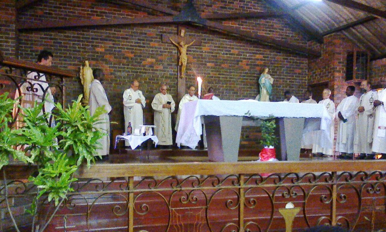 Celebración inaugural Sínodo Hwange