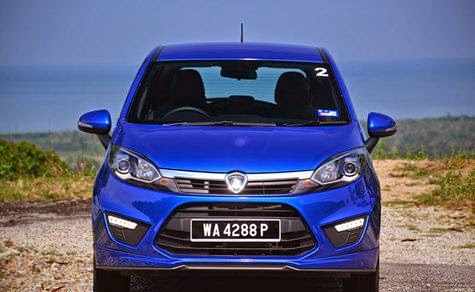 Proton Iriz Ready To Shake The World