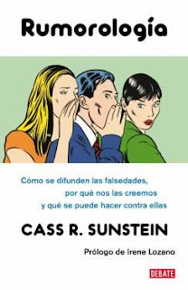 Rumorología, de Cass R. Sunstein