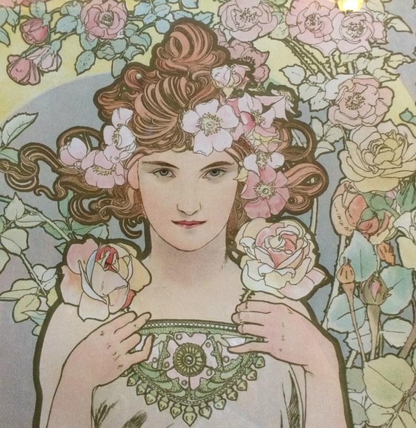 Mucha_Rose