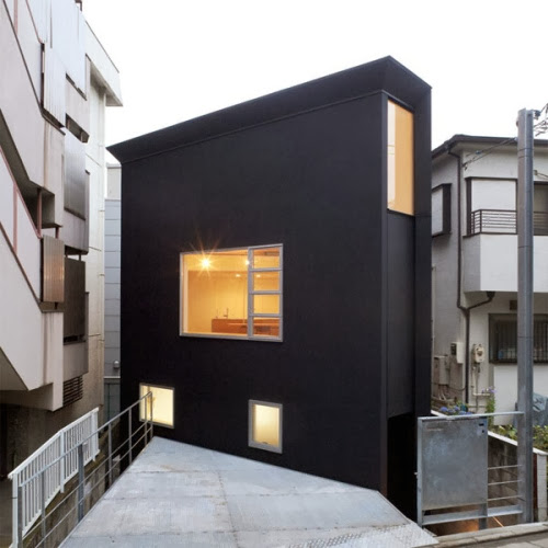 Desain Rumah Minimalis Modern Jepang