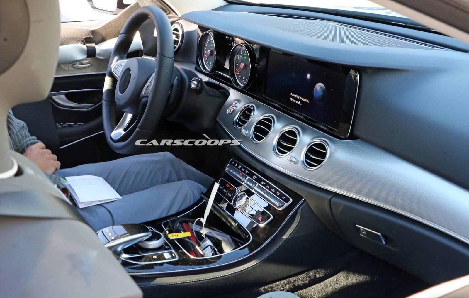 2017 mercedes benz e class first official look at interior 23 pics video