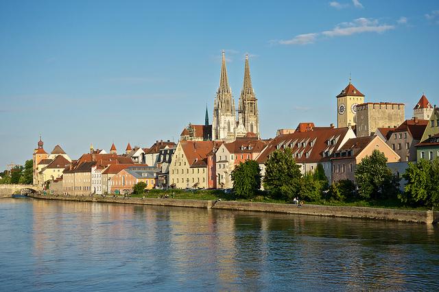 Regensburg – Thành phố mộng mơ