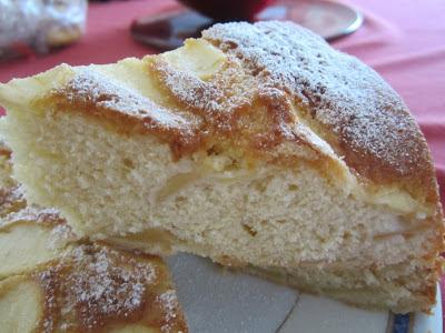 torta di mele golosa.