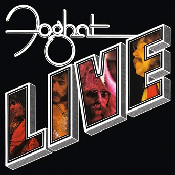 Foghat's Live