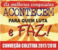 CONVENÇÃO COLETIVA 2016/2017