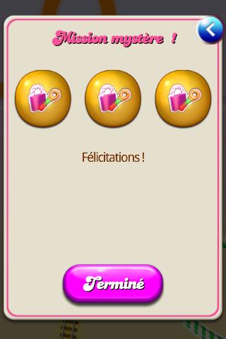 comment avoir les missions dans candy crush