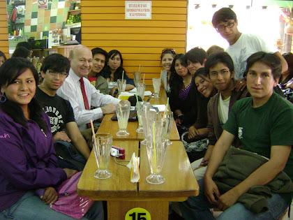 Comité de apoyo en el Cusco