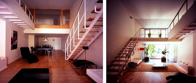 Rehabilitación de edifico en Madrid, Reforma de vivienda en Madrid, Loft en Madrid