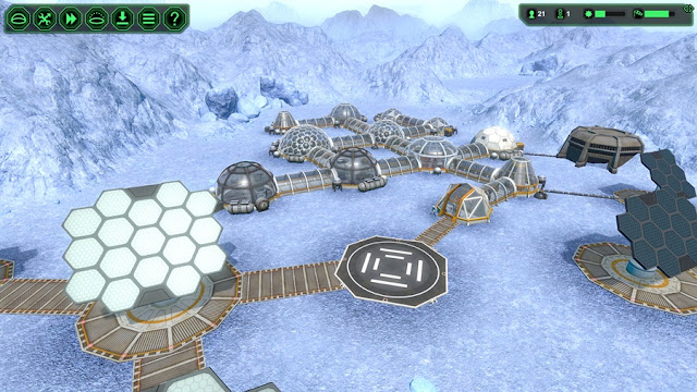Planetbase PC Game Free Download Photo